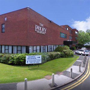 bmi priory hospital